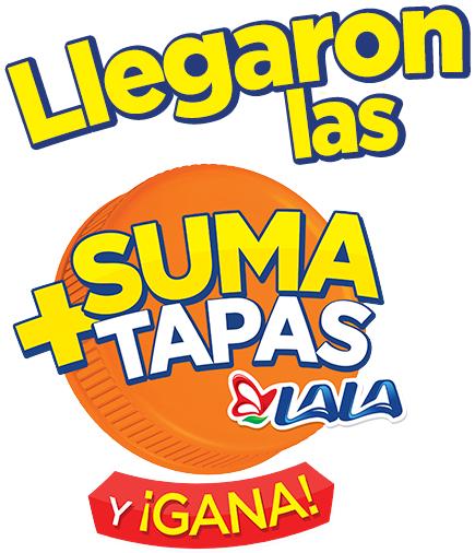Suma tapas Lala: Yomilala gratis o $2 de descuento en leche con 2 tapas