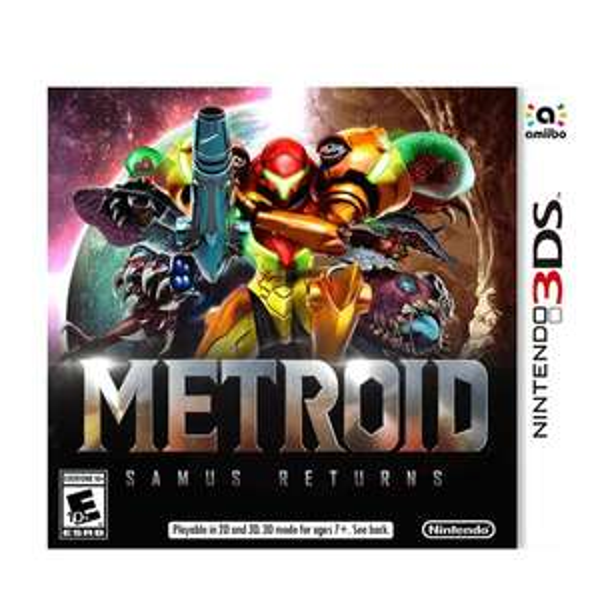 Gamers: Metrod Samus Returns para Nintendo 3DS en 499