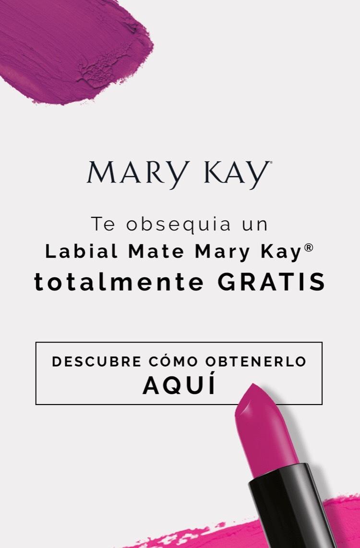 Labial Mate Mary Kay GRATIS