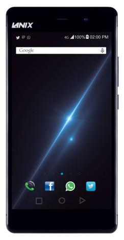 Tienda en línea telcel: LANIX ILIUM 1200 color blanco (2RAM 16ROM),