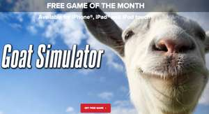 IGN free game of the month- Goat simulator para ios.