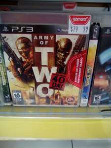 Gamers: Army of Two para PS3