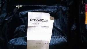Office Max: Basic Back Pack por $88