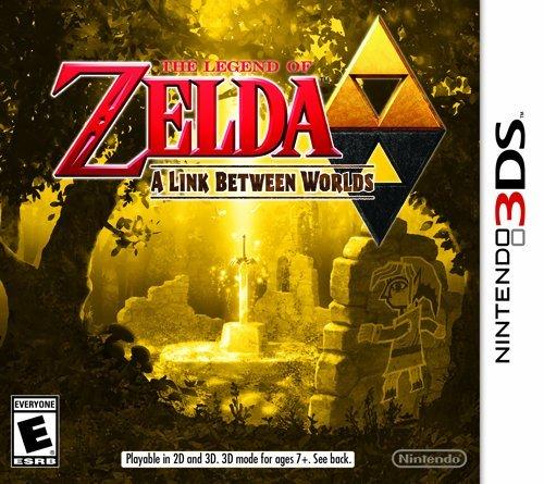 Walmart: The Legend Of Zelda A Link Between Worlds Nintendo 3DS