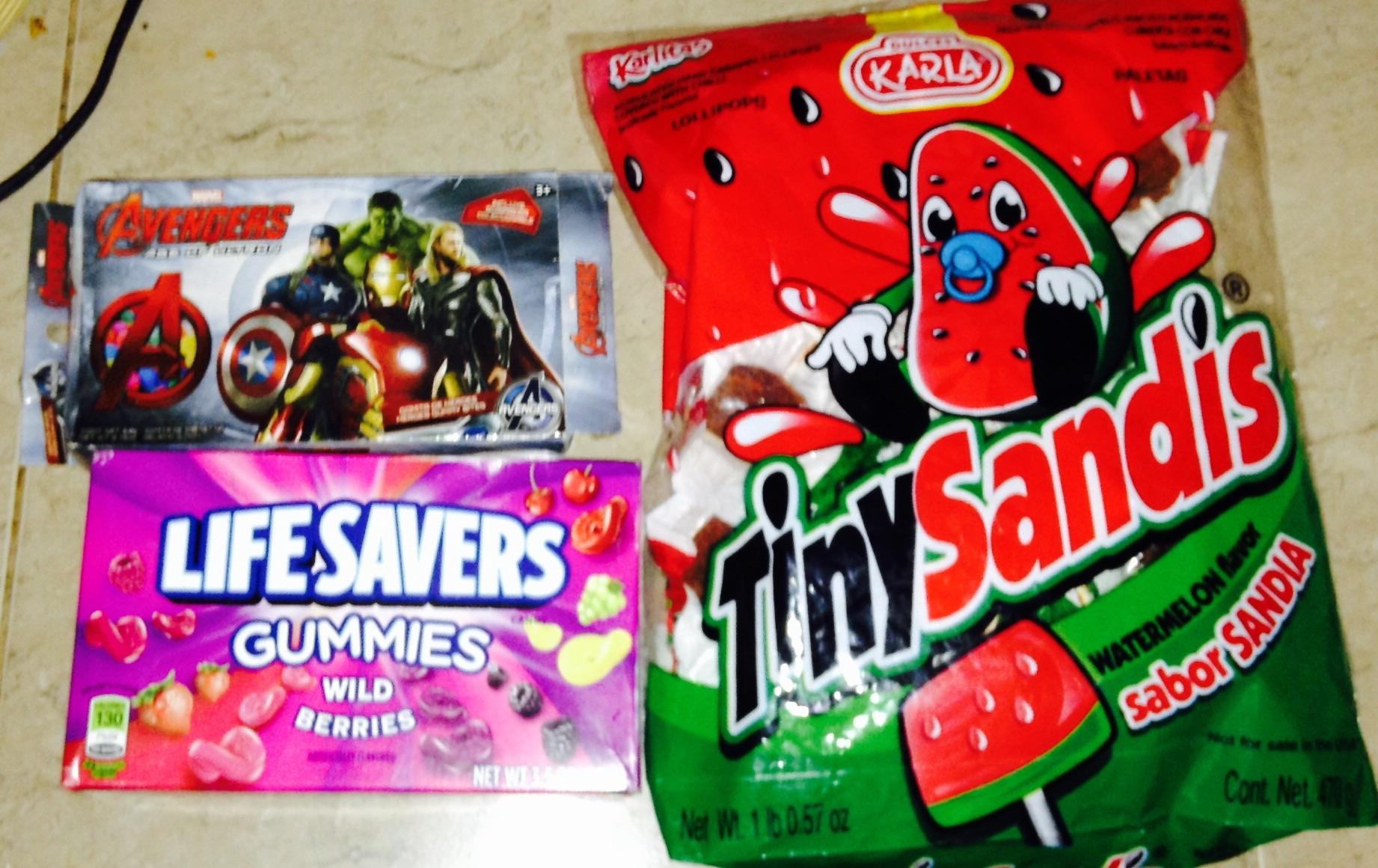 Walmart: liquidación en dulces desde $3.01