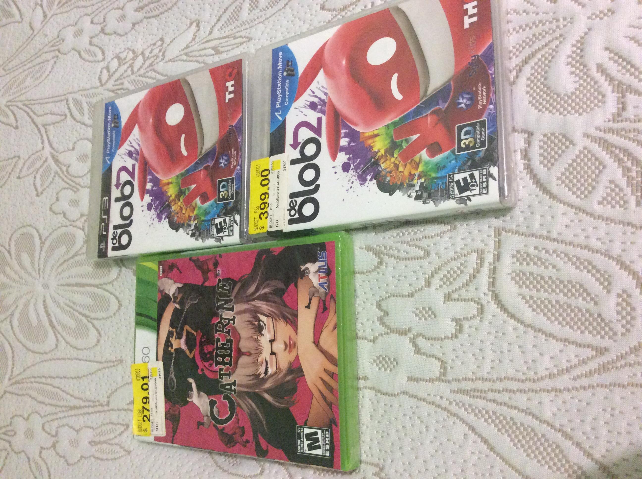 Walmart: Videojuegos para PS3, Xbox 360 a $39.04