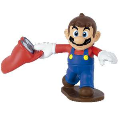 McDonald's: Juguetes de Super Mario Bros en la cajita feliz