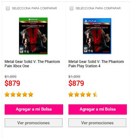 Liverpool: Metal Gear Solid V: Phantom Pain Preventa $879