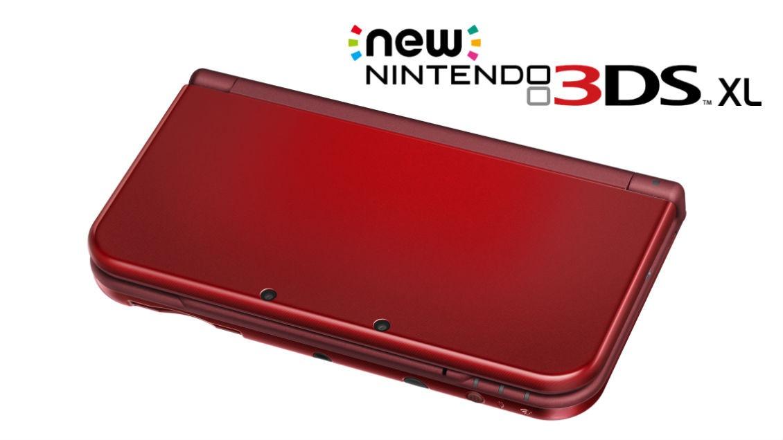Linio: NEW NINTENDO 3DS XL - ROJO, envio gratis.