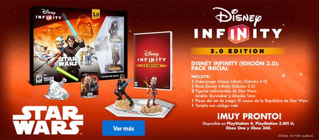 Walmart: Preventa Disney Infinity 3.0