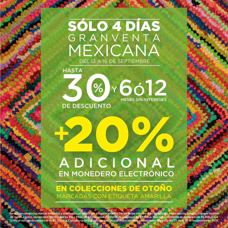 The Home Store: Hasta 30% de descuento y 6 o 12 MSI + 20% adicional en monedero electrónico en colecciones de otoño marcadas con etiqueta amarilla