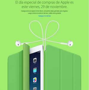 Black Friday en Apple Store México