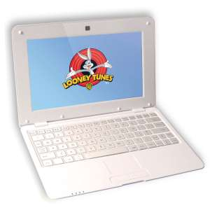 "Sanborns: Netbook Android 10.2"" de Looney Tunes a $1,499"