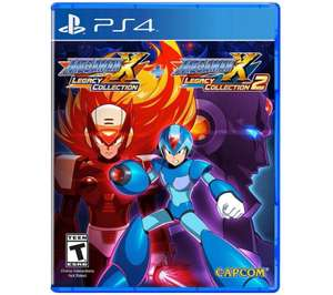 Liverpool: Mega Man X Legacy Collection 1 y 2