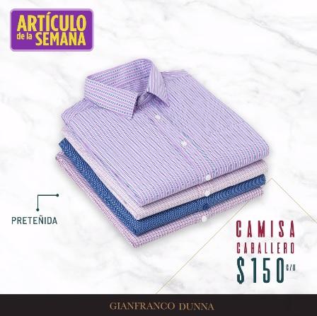 Suburbia: Artículo de la Semana: Camisa para caballero preteñida Gianfranco Dunna $150