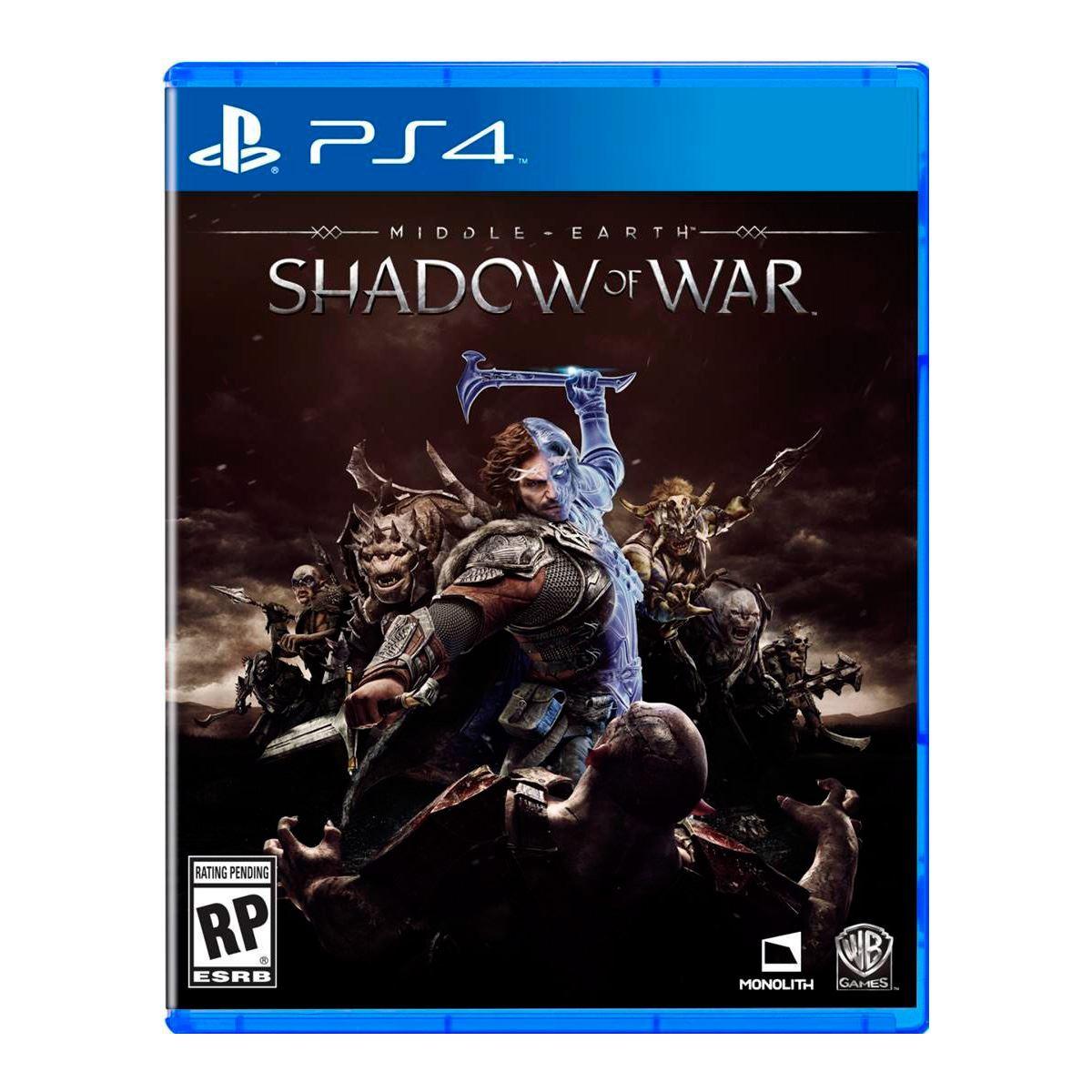 Sanborns: Shadow of War para PS4 y Xbox One