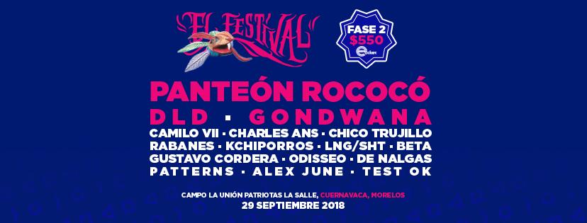 GROUPON: El Festival Acceso general para el 29 de septiembre en Campo La Unión Patriotas La Salle