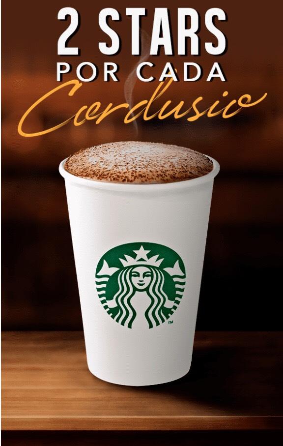Starbucks: 2 stars en cordusio