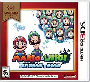 Amazon: Nintendo 3DS Mario & Luigi Dream Team