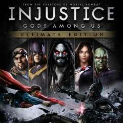 PSN: Injustice: Gods Among Us Ultimate Edition. PS4.