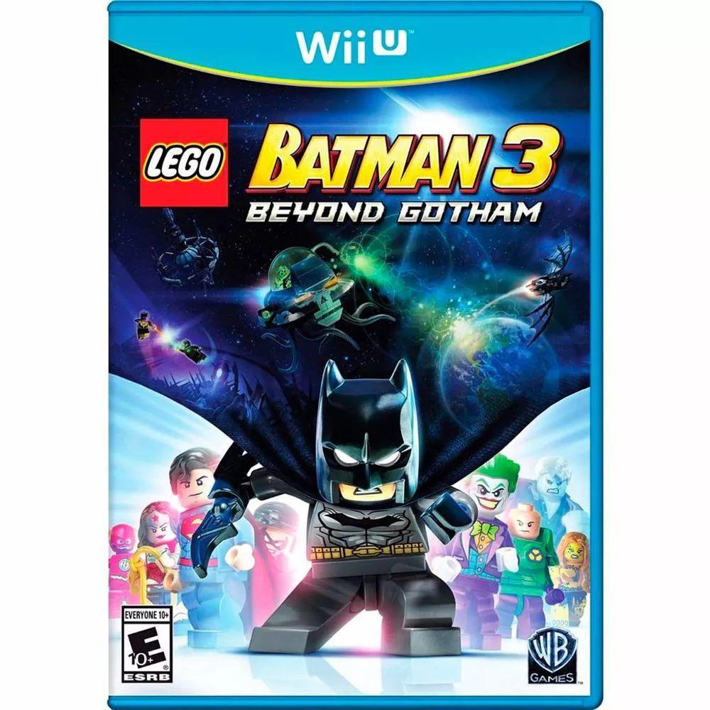 Elektra: LEGO Batman 3 Wii U