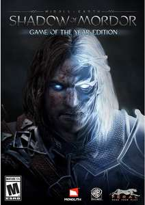 CdKeys: Middle-Earth: Shadow of Mordor Game of the Year Edition PC