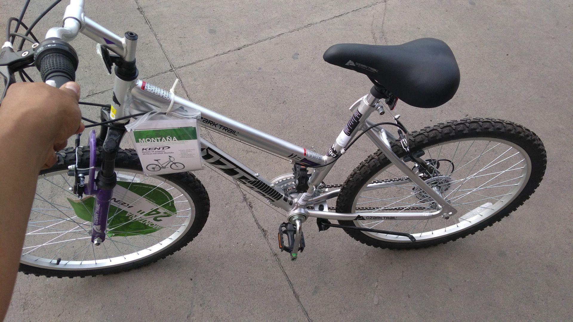 Walmart: Bicicleta Ozark trail