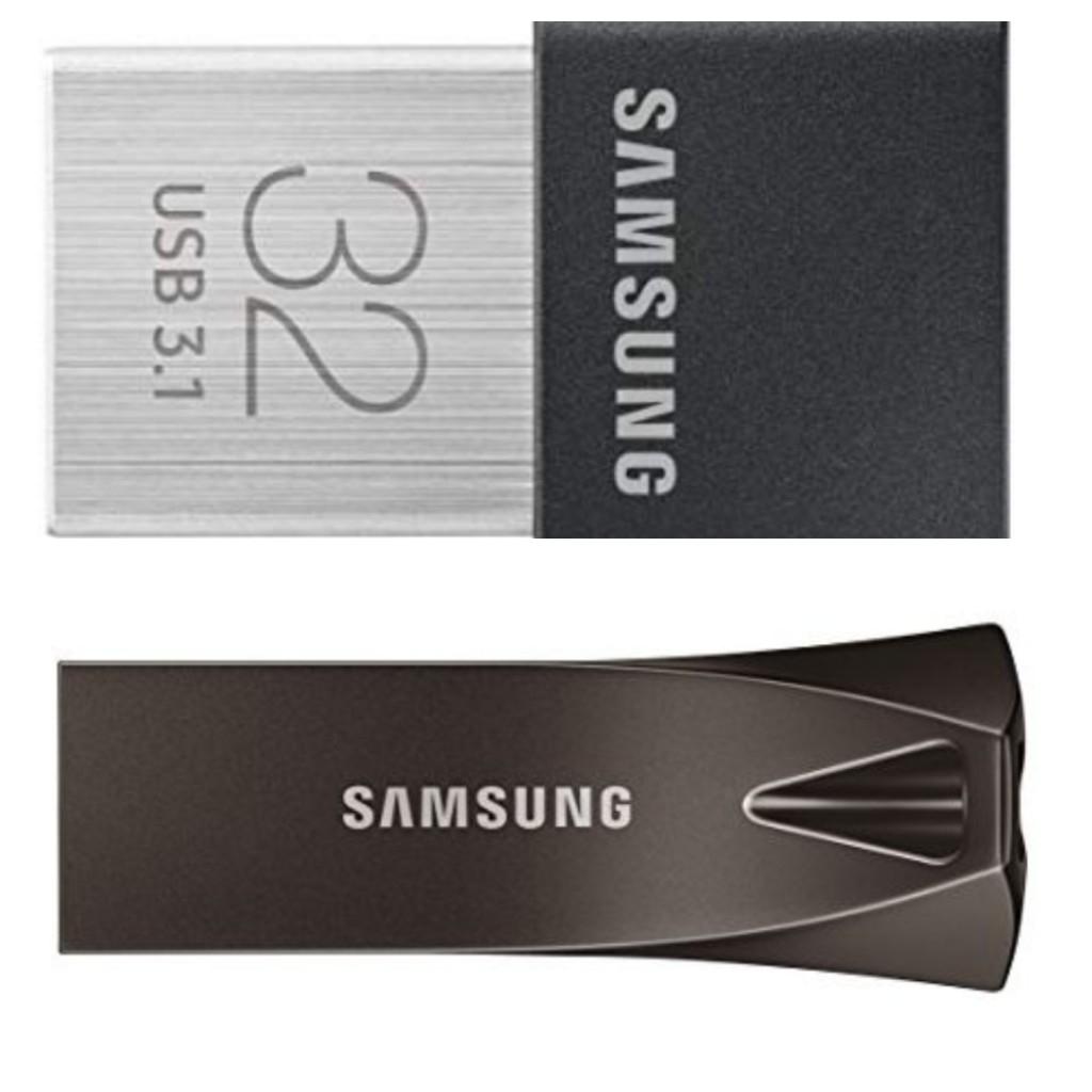 AMAZON : MEMORIAS USB SAMSUNG 32GB 3.1