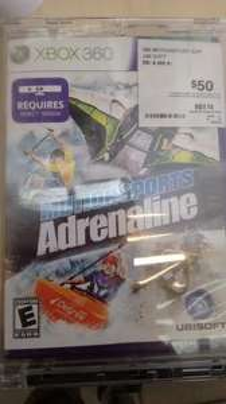 Sam's Club: Motionsports Adrenaline para Xbox 360 a $50