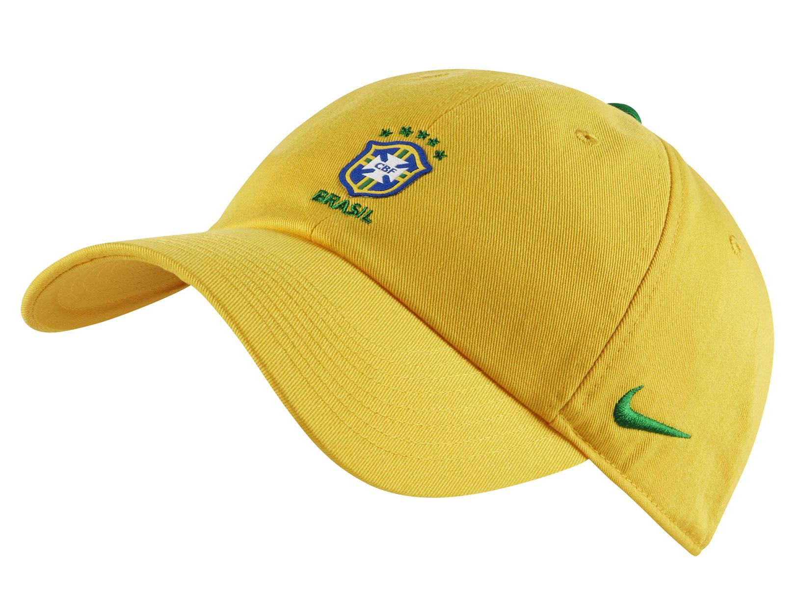 Liverpool: Gorra NIKE de Brasil y Portugal