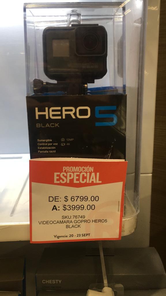RadioShack: GoPro Hero 5 Black