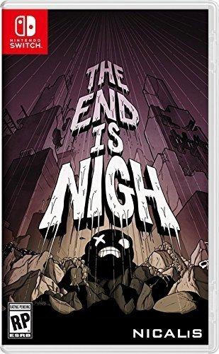 eShop: The End is Nigh para Nintendo Switch (66% de descuento)