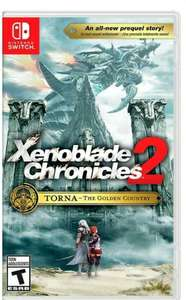 Gameplanet: Xenoblade chronicles 2 Torna the gold