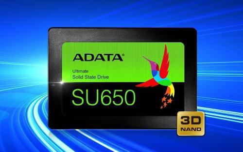 Tienda oficial Adata en Mercado Libre: SSD Adata 960GB SU650