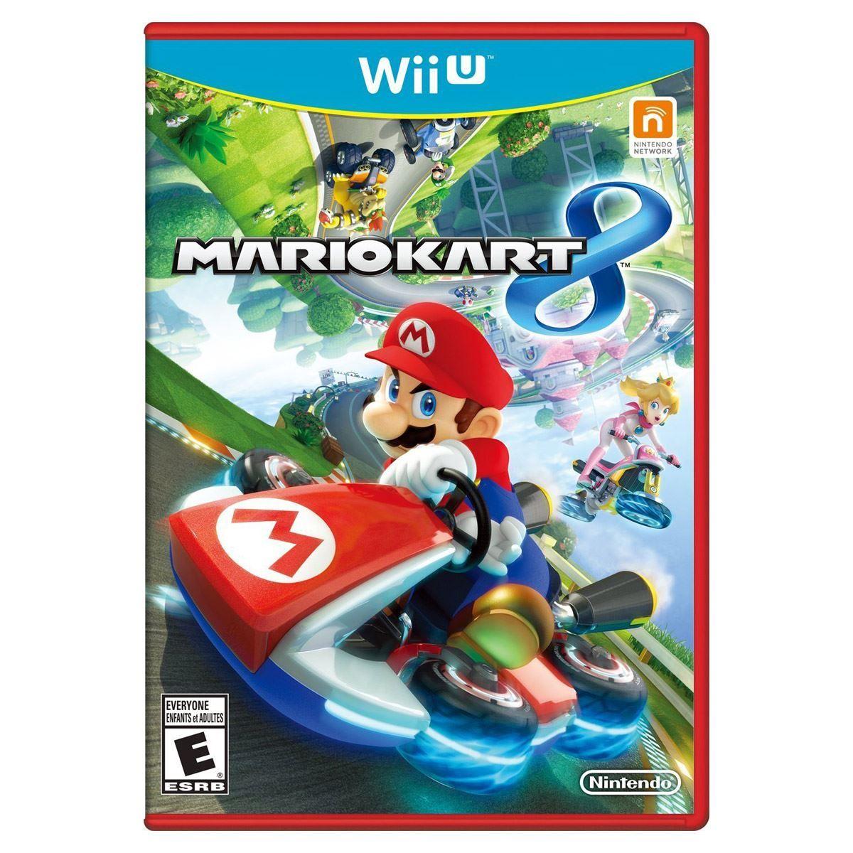 Sanborns: Mario kart 8 Wii U
