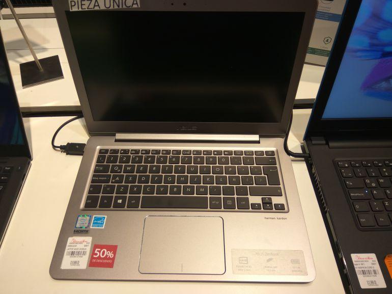 Palacio de Hierro: Laptop Asus UX330UA