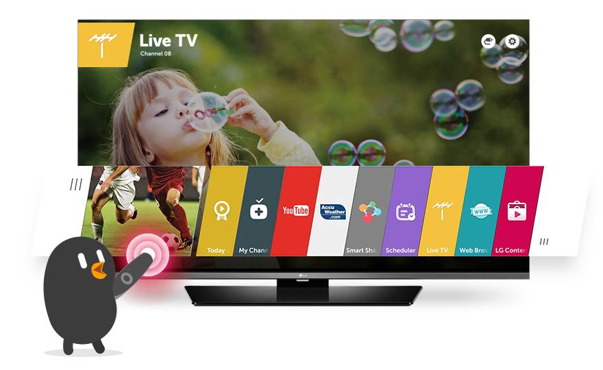 "LINIO: Television LED 49"" LG CON wEBoS 2.0 L49LF6300 $7,559"