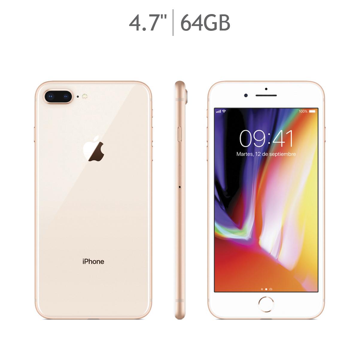 Costco: Apple iPhone 8 64gb (con Citipay a 12MSI)