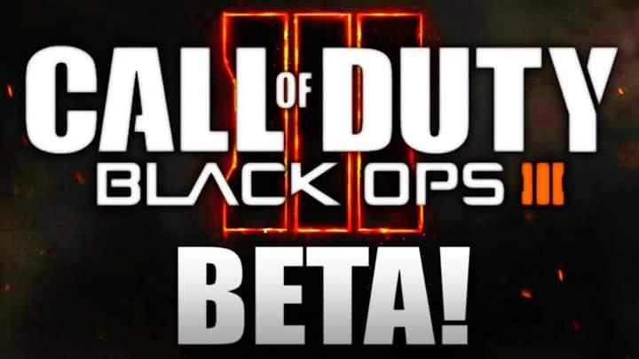 Beta black ops 3 ps4
