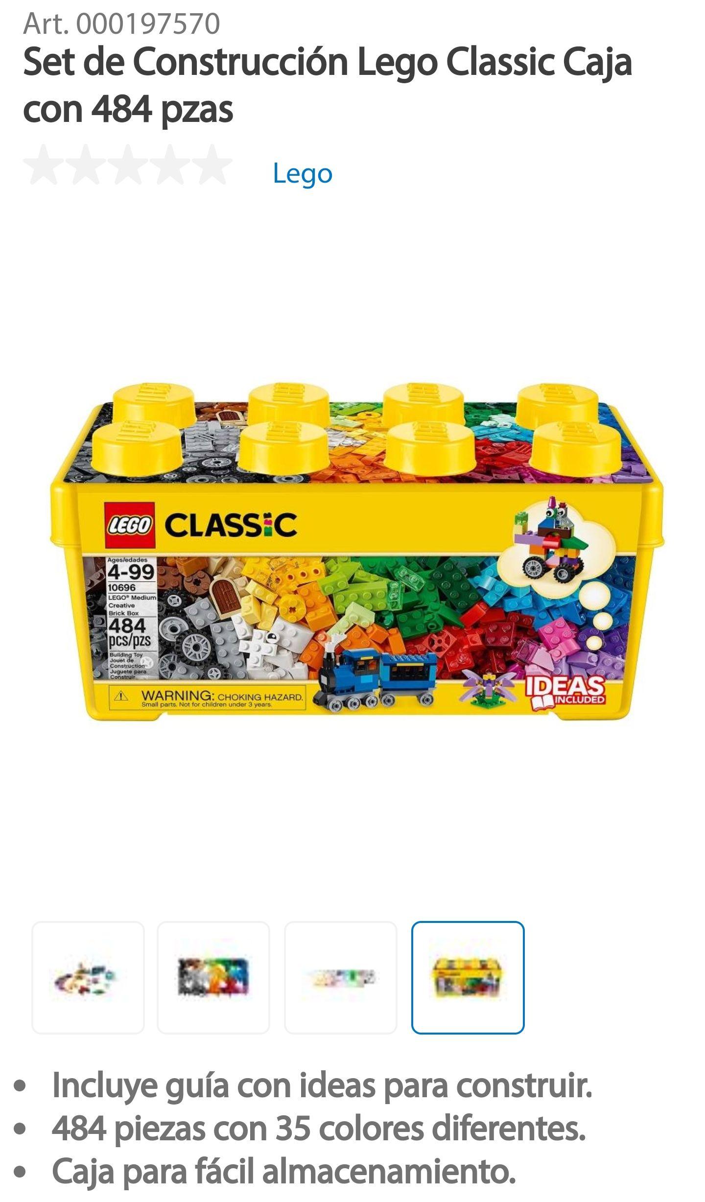 Sam's Club: Lego classic