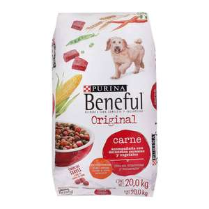 Sam's Club: Alimento para Perro Purina Beneful Original 20 Kg