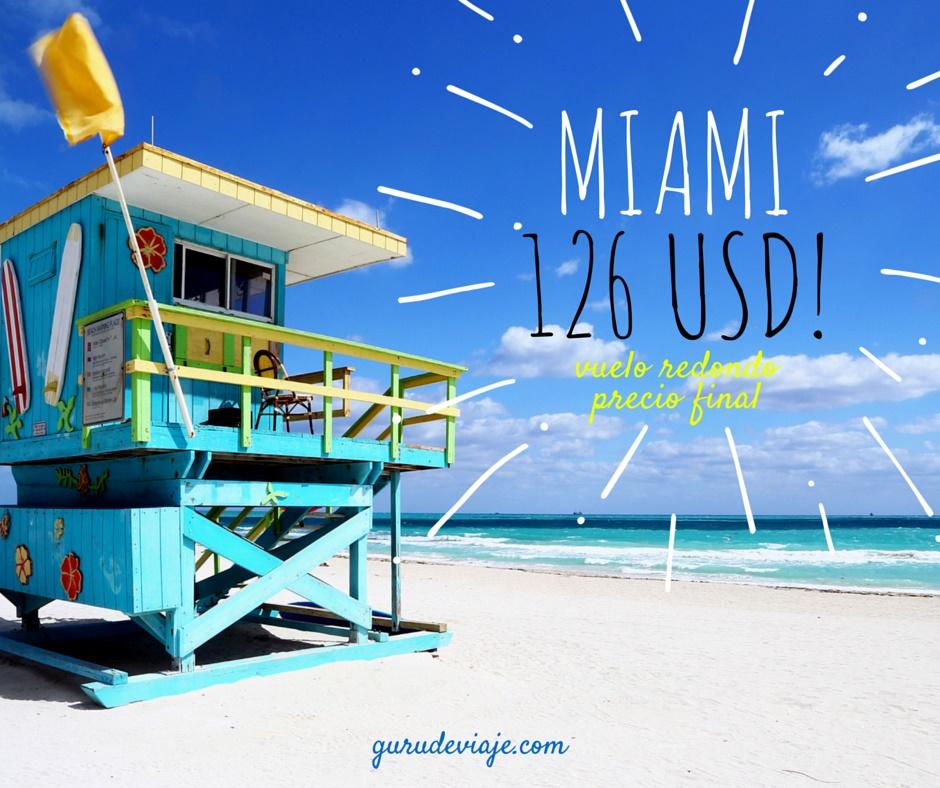 Spirit Airlines: Vuelo redondo a Miami de Toluca 126 usd