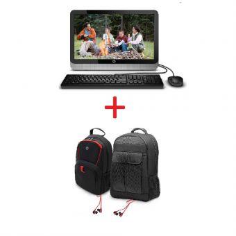 """Linio: computadora HP 19"""" AIO con impresora o mochilas $6,499, laptop Lenovo B50-45 $3,799"""