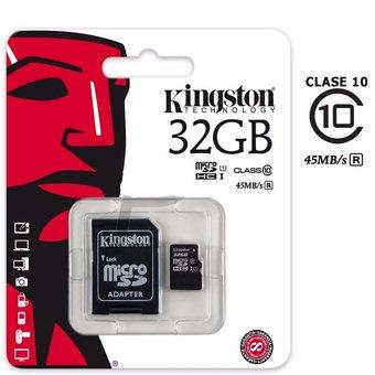 Linio: Kingston microsd 32g clase 10