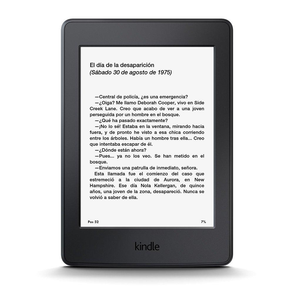 Amazon: Kindle paperwhite a $2,099