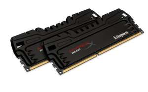 Amazon: 16gb de memoria ram Kingston hyperx beast