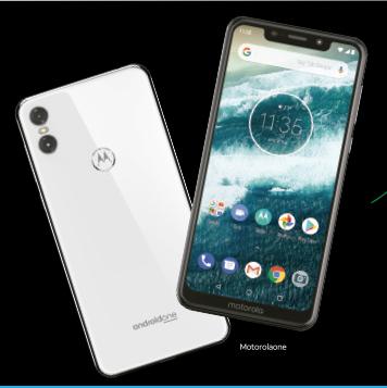 At&t: Motorola One 2x1 en Plan Basico 2