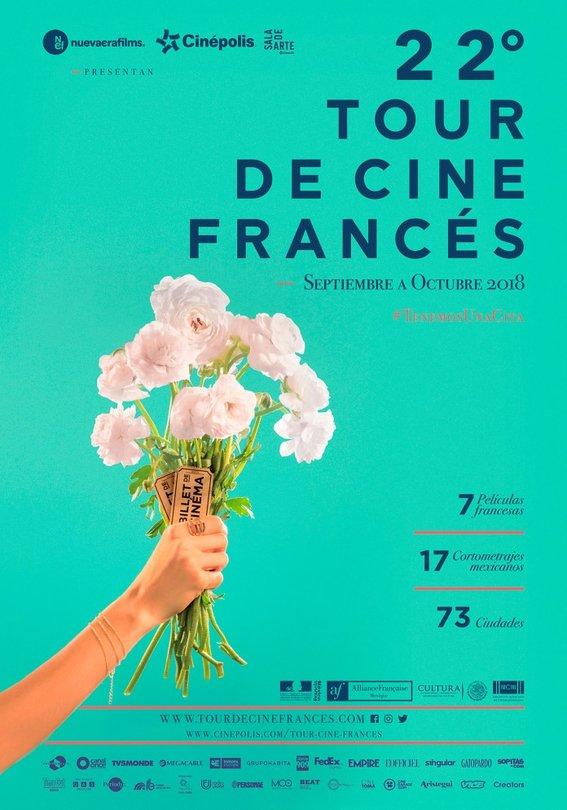 TOUR DE CINE FRANCÉS