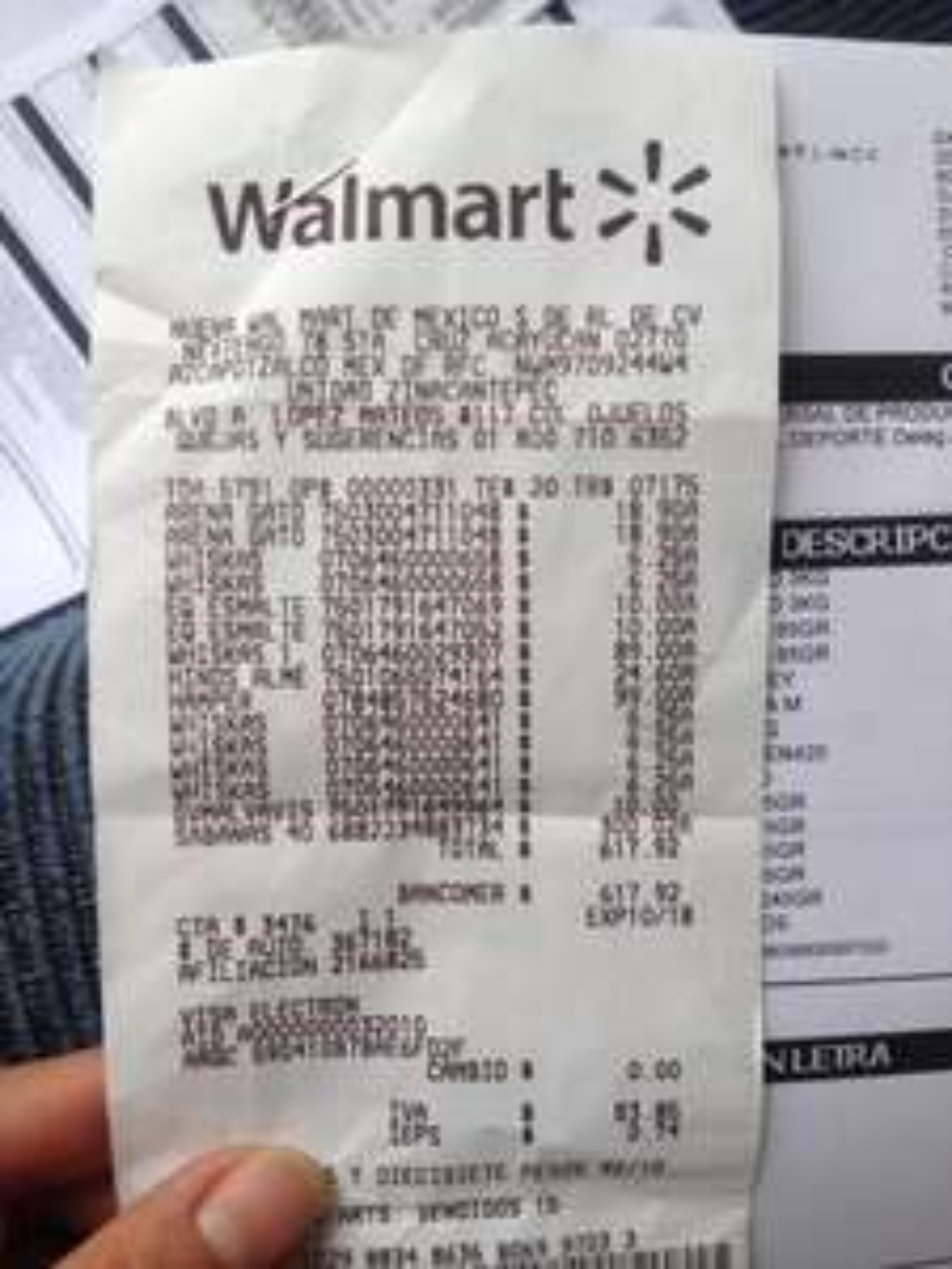 Walmart: manteles individuales a $5.02 y más