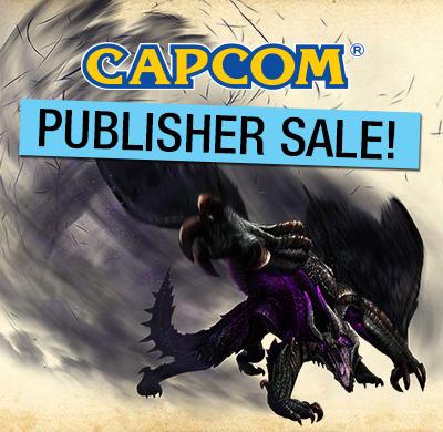 Nintendo eShop: hasta 66% de descuento en juegos de Capcom